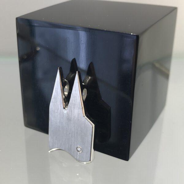 Anhänger DOM-Schmuck 925/ Silber mit Swarovski Kristall ohne Kette