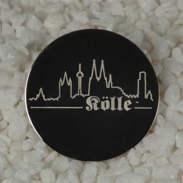 Medaillon Skyline My iMenso in 925/ Silber